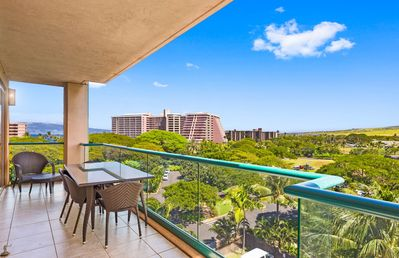 Photo for Maui Resort Rentals: Honua Kai Konea 632 – Upgraded 6th Floor Corner 2BR, Partial Ocean AND West Maui Mountain Views