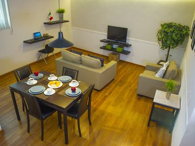 Photo for Casa Donceles Apt.2❤️Great for Family, Friends & Groups, Best Downtown Location!