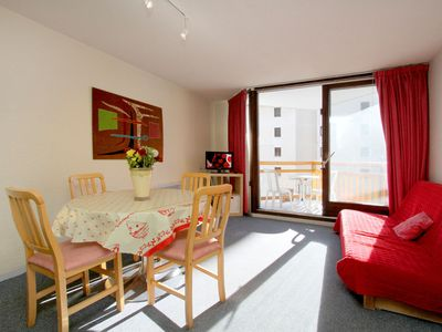 Photo for Apartment with 1 bedroom and 1 south balcony has 2 steps to the lift of the devil