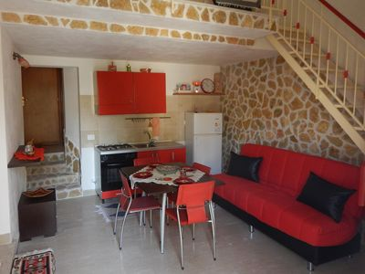 Photo for Holiday apartment Custonaci for 1 - 4 persons with 1 bedroom - Holiday apartment