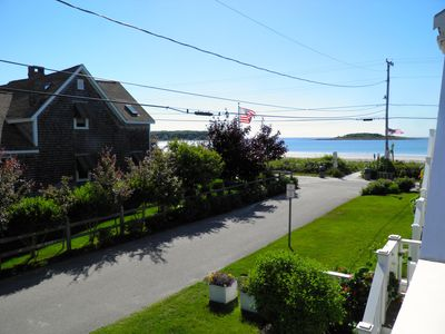 Photo for LOCATION! LOCATION! 3 Bedroom Cottage Directly Across from Beach-5bed potential