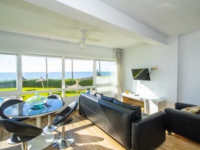 Photo for Cubo's Apartamento Marbella Mar. Incredible views of the sea.