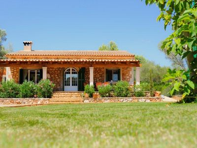 Photo for Beautiful rural Finca with pool 10 minutes from the best beaches