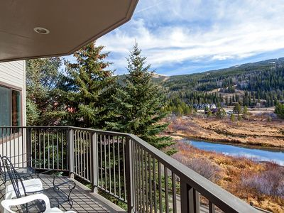 Photo for Private Hot Tub, Walk to Slopes in Keystone