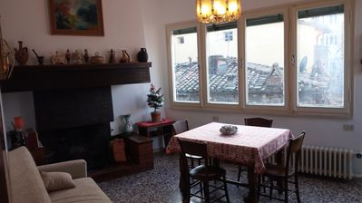 "Photo for Old town, ""Via Vecchia"" house - Very close University for Foreigners"