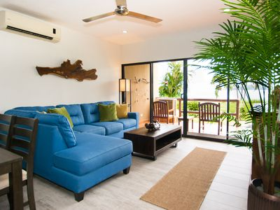 Photo for Recent remodeled 2-bedroom beachfront condo