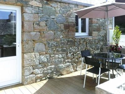 Photo for Semi-detached house Ty-Nevez, Plougasnou  in Finistère - 2 persons, 1 bedroom