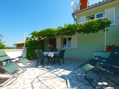Photo for Holiday apartment Rakalj for 2 persons with 1 bedroom - Holiday apartment