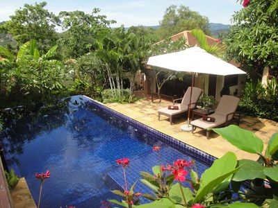 Photo for 3BR Luxury villas in a tropical paradise