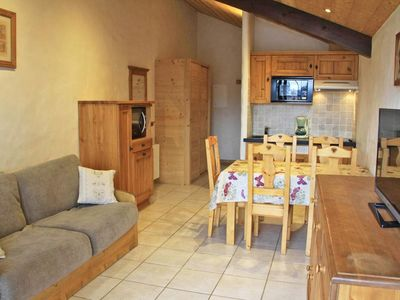 Photo for The chalet LE BIVOUAC is composed of 4 dwellings and benefits from an ideal situation: in the heart of the