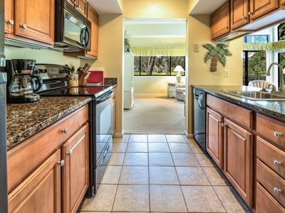 Photo for 2BR/2BA Vacation Rental in Palmetto Dunes on Fazio Golf Course, Close to Beach