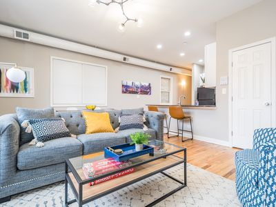 Photo for Vibrant and Modern 2-Bedroom Home in Tri-Taylor.