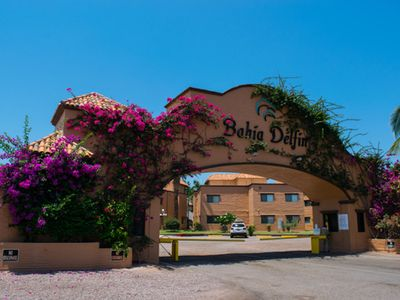 Photo for Bahia Delfin Ocean Front Condominiums-San Carlos, Mexico #219