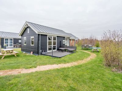 Photo for Modern and child-friendly chalet located on the edge of the park!
