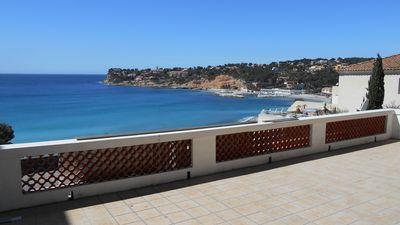 Photo for 1BR Apartment Vacation Rental in Carry-le-Rouet, Provence-Alpes-Côte d'Azur