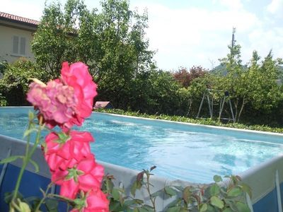 Photo for Ideal house for parents and children, or even couples. Country, people pleasure