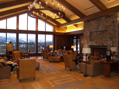 Photo for The Lodge at Suncadia - 1 bedroom condo - River View - Easy Access to Elevators