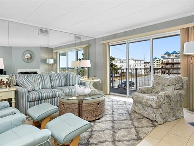 What an Ocean View from this Mid Town 3 Bedroom Beauty in Ocean One!
