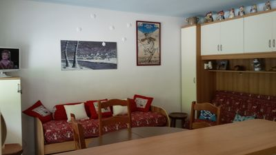 Photo for 1BR Apartment Vacation Rental in Limone Piemonte, Piemonte