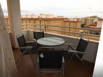 Apartment with pool in Alicante