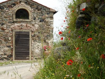 Photo for To the Middle Ages in this village on top of a Tuscan hill with swimming pool
