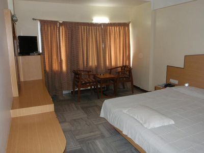 Photo for Duplex Rooms with Roof top restaurant Stay/Madurai