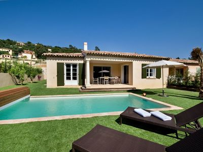 Photo for Villa 8 pers. Heated private pool