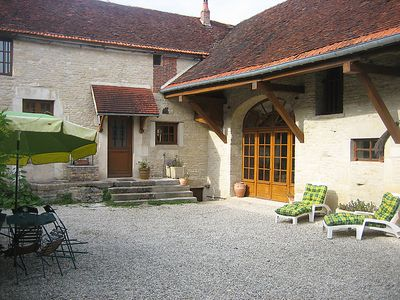 Photo for Vacation home Les Glycines  in Arthonnay, Burgundy - 9 persons, 4 bedrooms