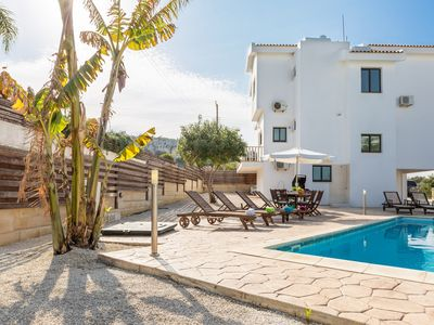 Photo for Villa Athena - Large & Modern 3 Bedroom Villa with Private Pool - FREE WiFi