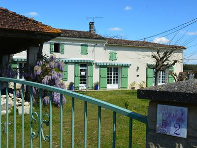 Photo for Le Petit Saule 4* Self Catering  Gîte- Welcome to our Home away from Home