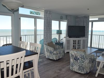 Photo for August Nights Available - SeaWatch Fully Renovated 3 BR Corner Unit