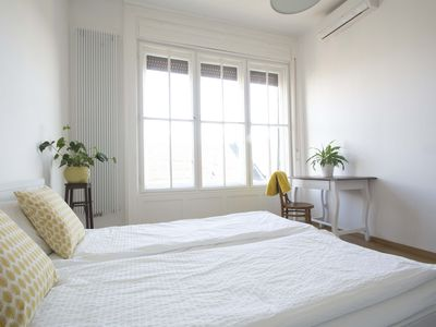 Photo for Top floor two bathroom apartment in the city center,  100 sqm