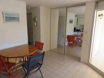 Photo for APARTMENT T2 WITH TERRACE