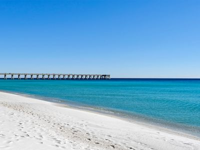 Photo for Top floor Penthouse! Beach Colony West.  Incredible Views of Gulf & Intercoastal