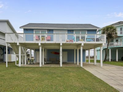 Photo for Barefoot Bungalow is only steps from the Beach! 4/3 Sleeps 11