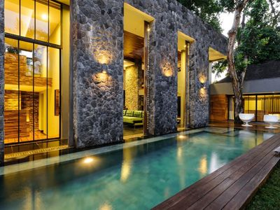 Photo for Magnificent Tropical Villa with Private Pool