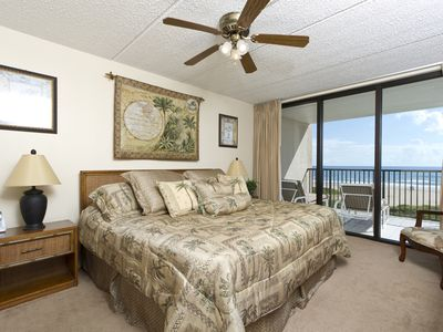 Photo for 2/2 beautiful beachfront view from 407