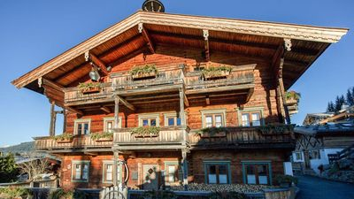 Photo for Holiday apartment Kitzbühel for 4 persons with 2 bedrooms - Penthouse holiday apartment