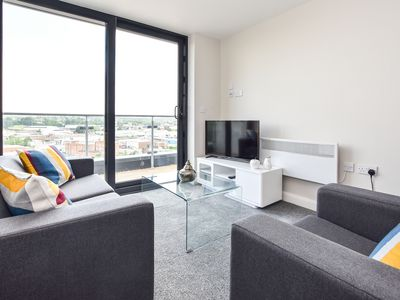 Photo for Leeds 2 Bed Penthouse With Real Star Quality