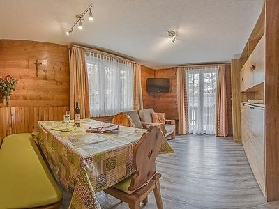 Photo for 4 bedroom Apartment, sleeps 6 in Saas-Fee with WiFi
