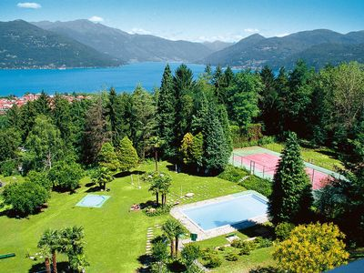 Photo for Apartment Residence Euroville (LUI162) in Luino - 4 persons, 1 bedrooms