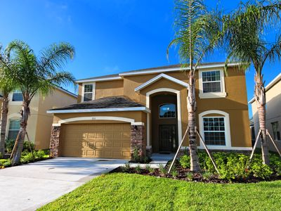 Photo for Spacious and Tranquil Home with Pool, Spa, Large Patio Deck and Games Room