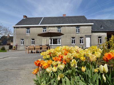 Photo for Holiday home with large garden in the heart of the Flemish Ardennes