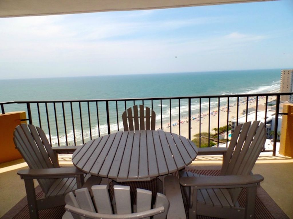 Newly Renovated Corner Unit With 2 Balconie... - VRBO