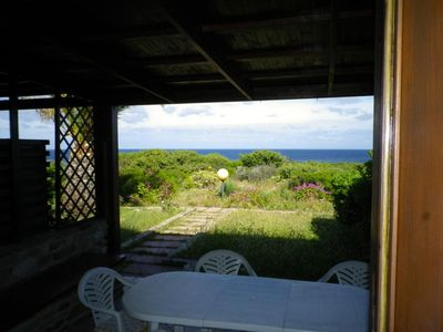 Photo for Apartment 7: Apartment surrounded by nature and only 50 meters away from the sea