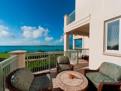 Photo for Balcony View Villa w/ Free WiFi, Spa Access, Fitness Room & Pool Access
