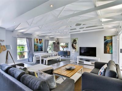 Photo for Bright, stylish and private - fully equipped home