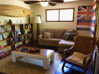 Photo for Sunset Beach Getaway, 3 bedroom house, with a private trail to the beach.