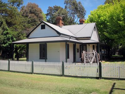 Photo for Lynden Cottage - built 1884 in the heart of Trentham