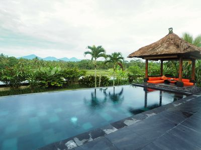 Photo for 2 Bedroom Villa Surrounded by Paddy Field in Ubud